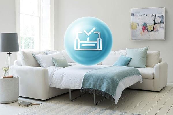 Диван или кровать: что поставить в спальню