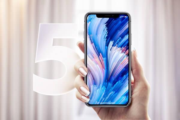 Топ-5 лучших смартфонов